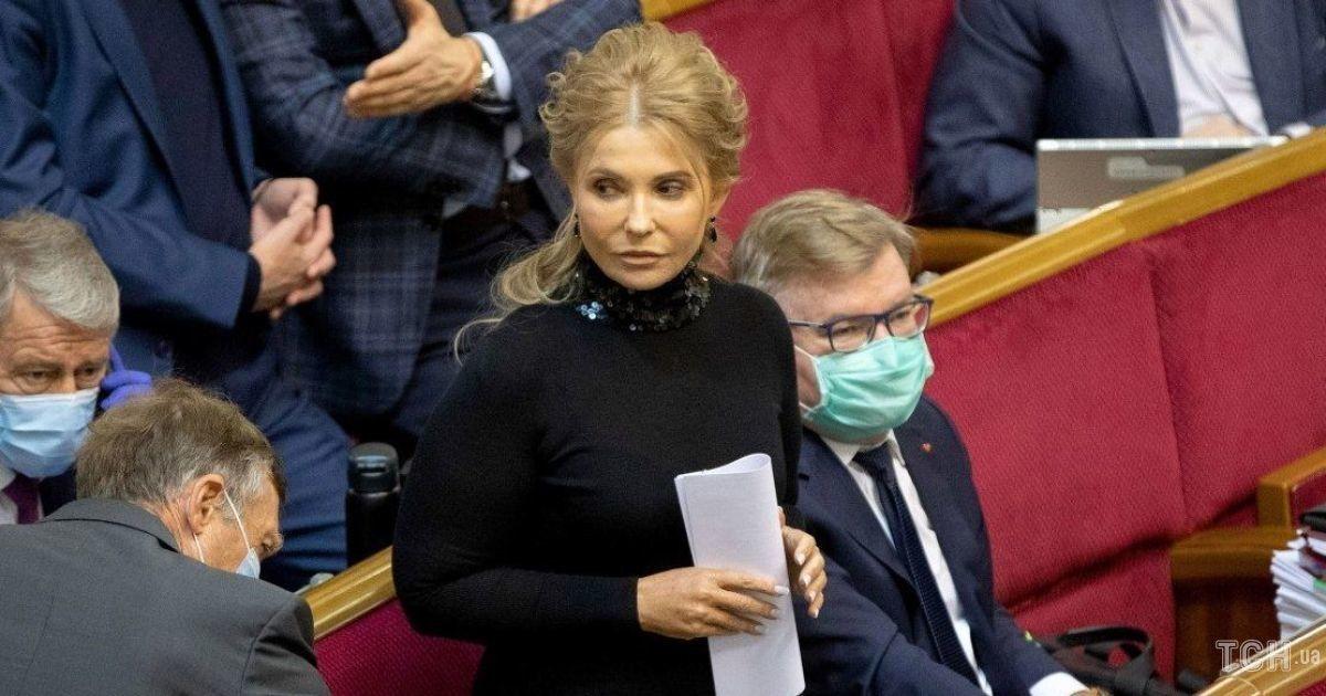 З'явилася конкурентка: депутатка прийшла до Верховної Ради в образі Серсеї Ланністер і викликала несхвалення Тимошенко