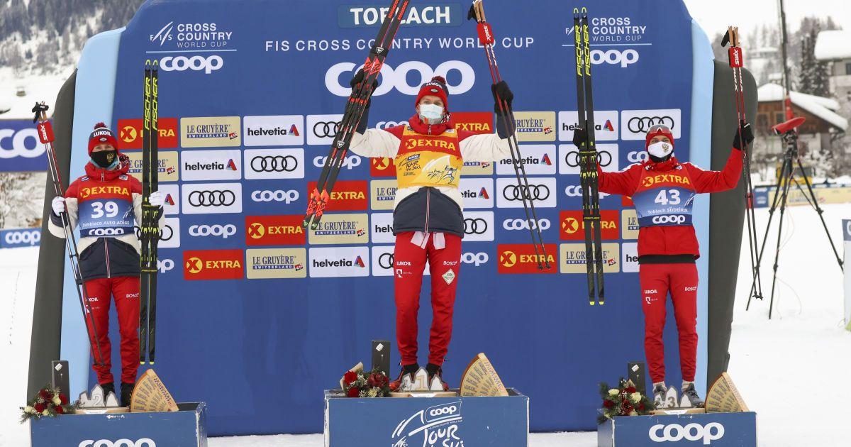 """Російським лижникам відмовилися вмикати """"Катюшу"""" на чемпіонаті світу"""