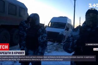 Новини України: шістьох кримців заарештували під час обшуків на півострові