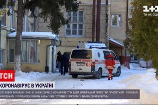 Новини України: на Прикарпатті готуються розгортати тимчасовий коронавірусний шпиталь