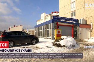 Новости Украины: временный коронавирусный госпиталь планируют развернуть на Прикарпатье
