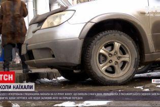 Новости Украины: в Одессе авто полицейских наехало на пенсионерку