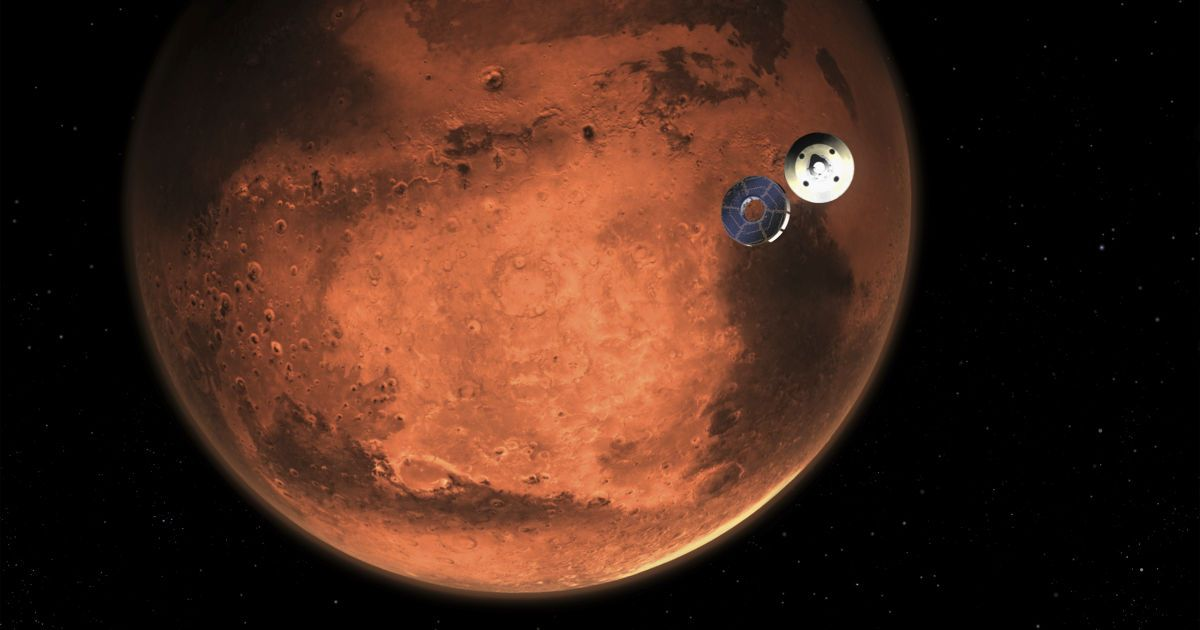 Червона планета: що дасть науці висадка марсохода Perseverance