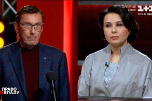 Юрий Луценко выразил поддержку по закрытию каналов Медведчука
