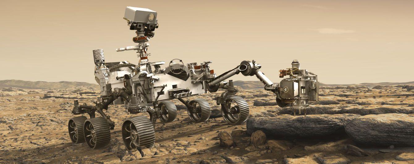 Тест-драйв на Марсі і викрадення літака. П'ять новин, які ви могли проспати