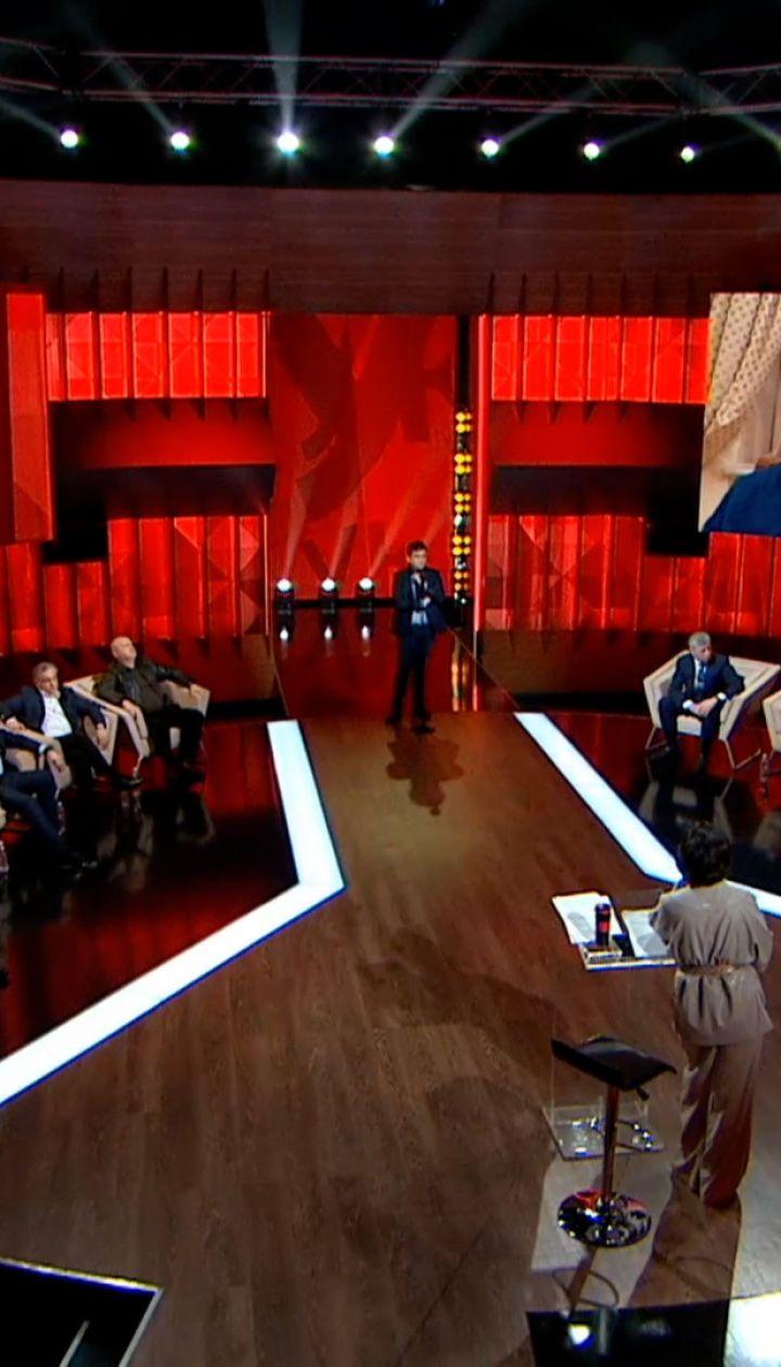 Кравчук з`являвся в російських телеефірах, щоб донести позицію України щодо Донбасу