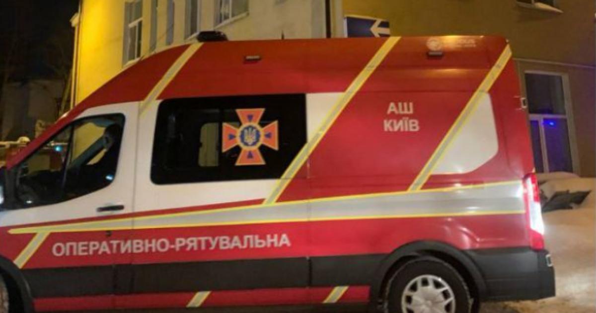 У Києві вночі сталася пожежа у дитячій лікарні