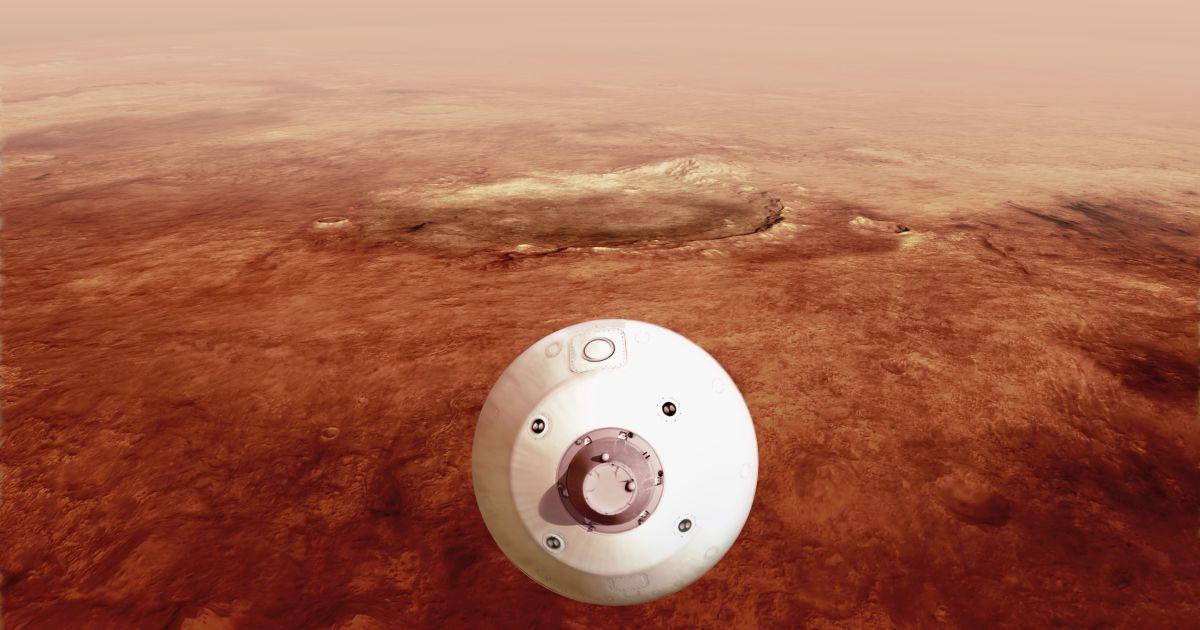 Некоторые организмы могут выжить на Марсе — NASA
