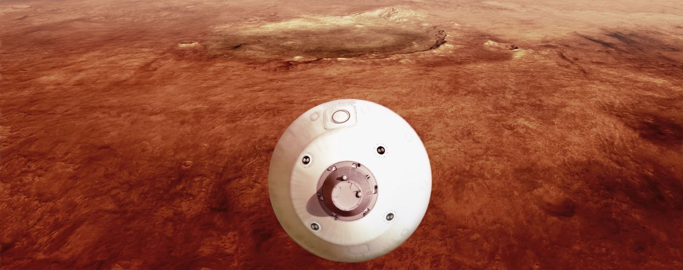 """Марсохід NASA """"Наполегливість"""" успішно сів на Марсі: чому ця місія унікальна"""