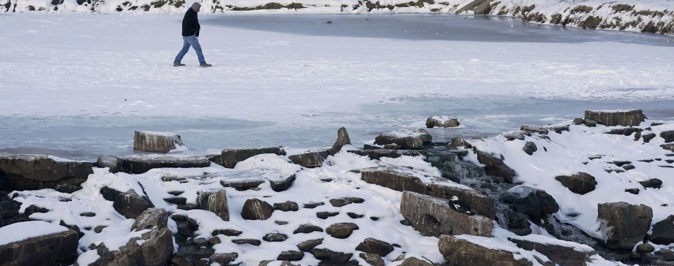 Генсек ООН сообщил, что могло привести к небывалым морозам в США