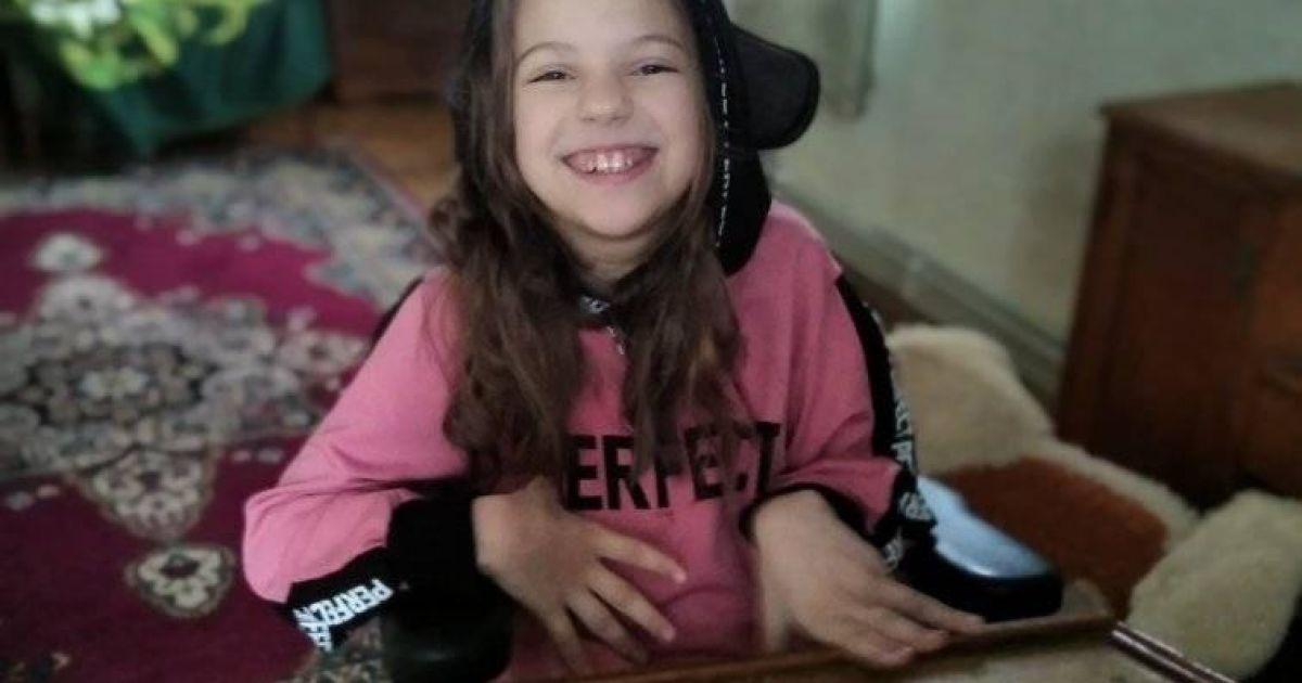 Операция может подарить Веронике ее первые самостоятельные шаги