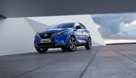 Nissan представила кроссовер Qashqai нового поколения