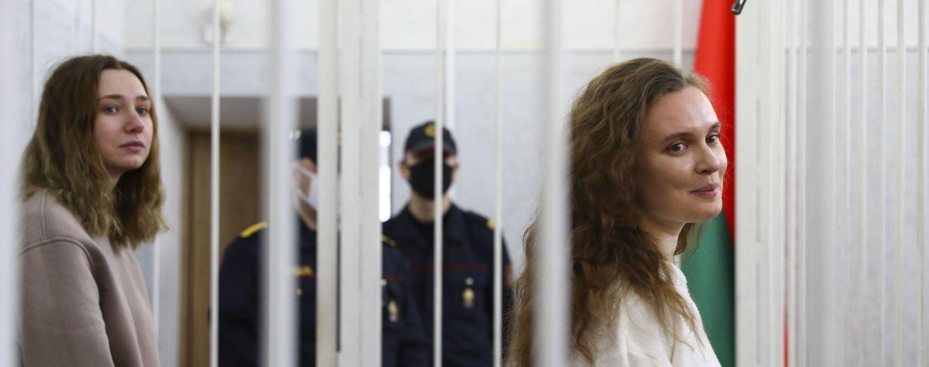США и Великобритания ввели санкции против Беларуси из- за давления на журналистов