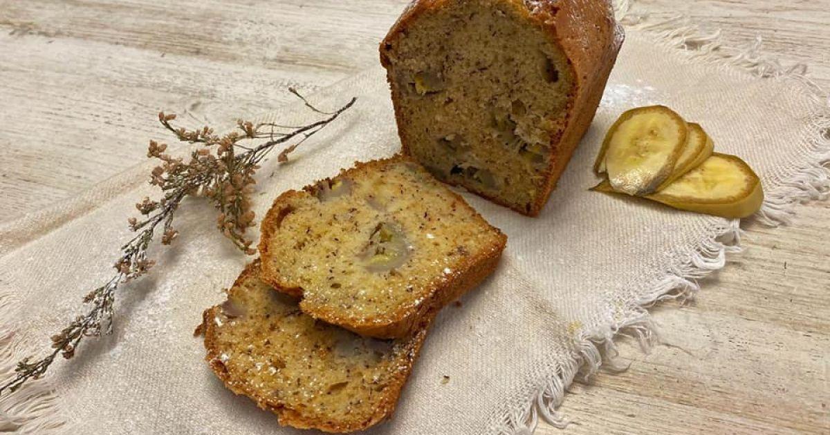 Солодкий десерт до Дня бананового хліба