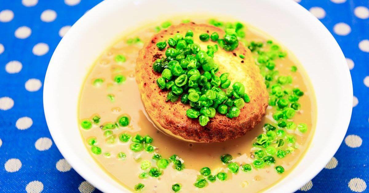 """Австралійський суп-пиріг """"Поплавок"""""""