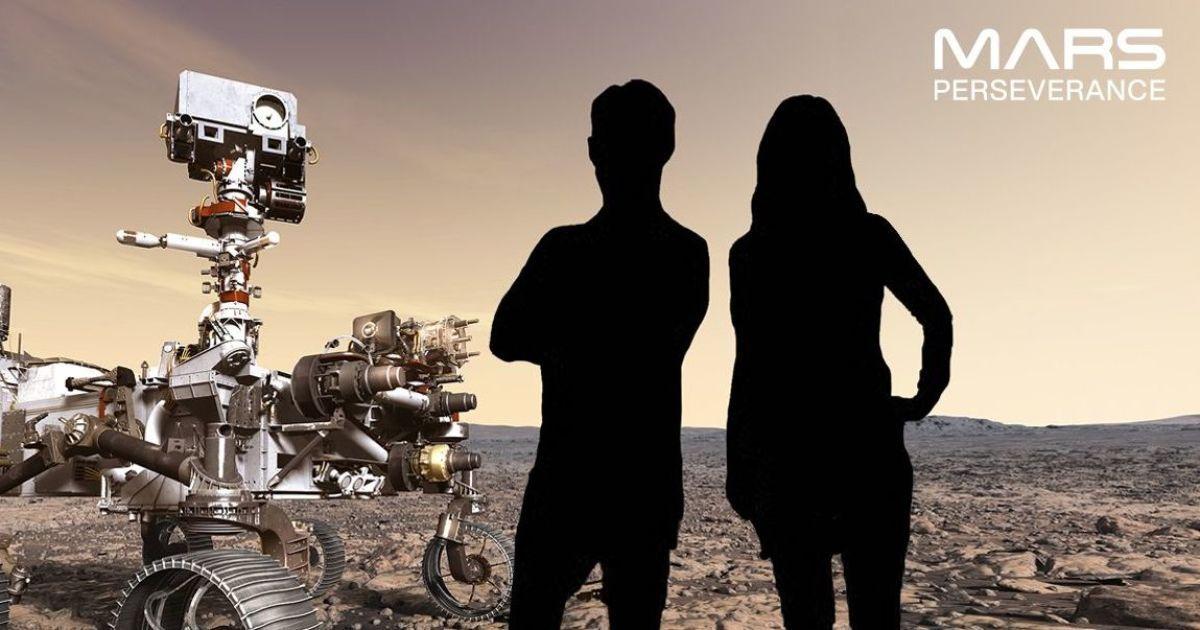 """NASA дало возможность каждому """"сфотографироваться на Марсе"""": как это сделать"""
