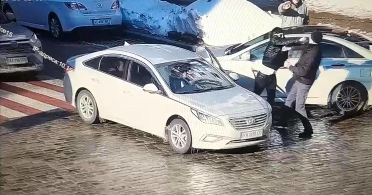 У Києві затримали автомобіліста, якого підозрюють у вбивстві перехожого: подробиці події