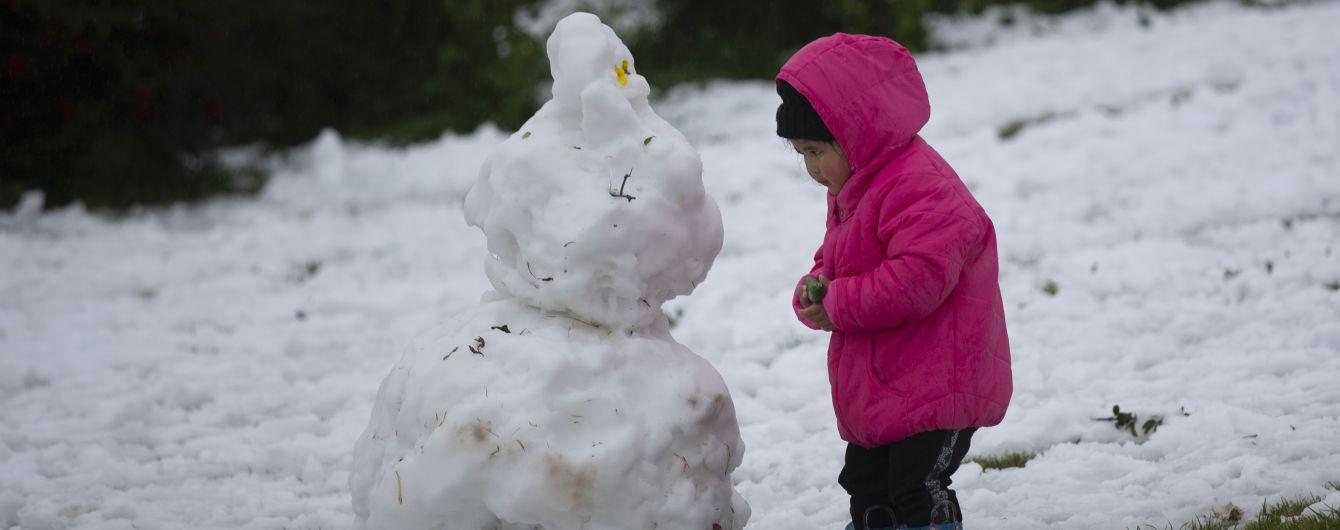 Прогноз погоди на 20 лютого: в Україні буде сонячно, але мороз ще тримається