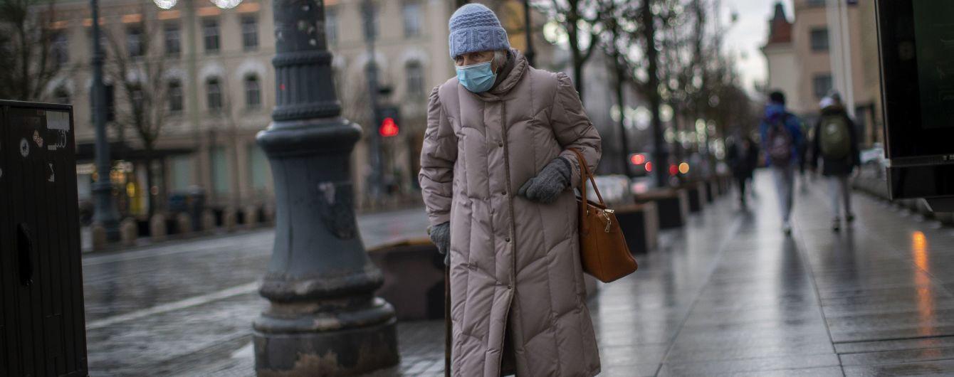 Коронавирус в Украине 20 февраля: за сутки обнаружили почти 6300 случаев заражения