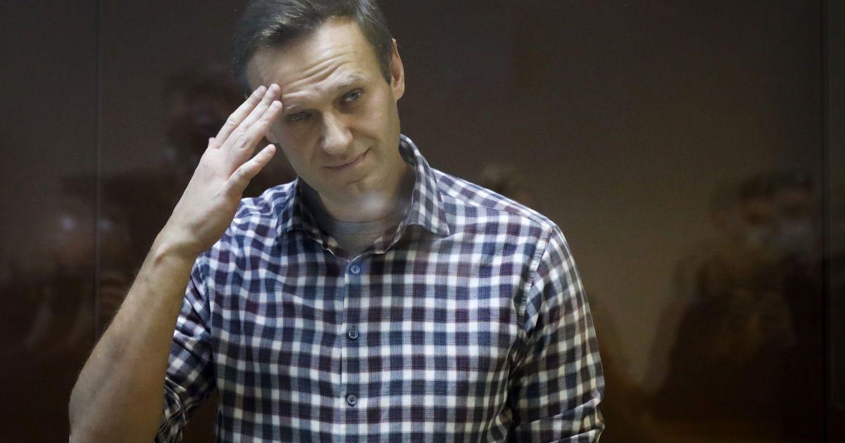 """Навального этапировали из СИЗО """"Матросская тишина"""" в неизвестном направлении"""