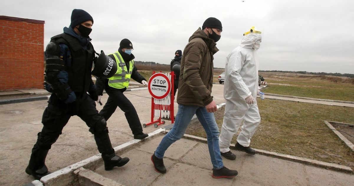 Коронавирус на западе Украины: на Прикарпатье разворачивают карантинные блокпосты и вводят особый режим