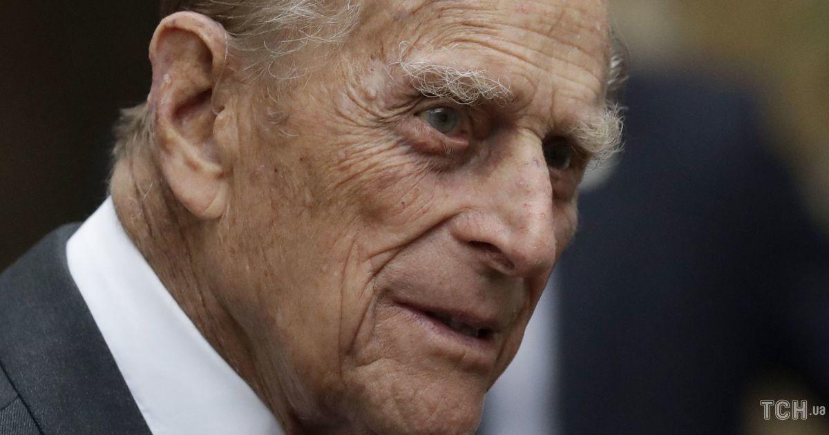 99-річний принц Філіп все ще в госпіталі: що відомо про стан здоров'я чоловіка Єлизавети II