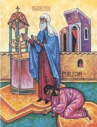 Митаря та фарисея