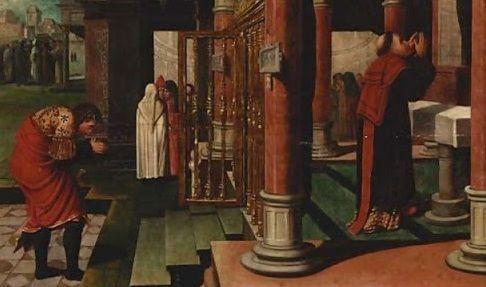 Митаря і фарисея