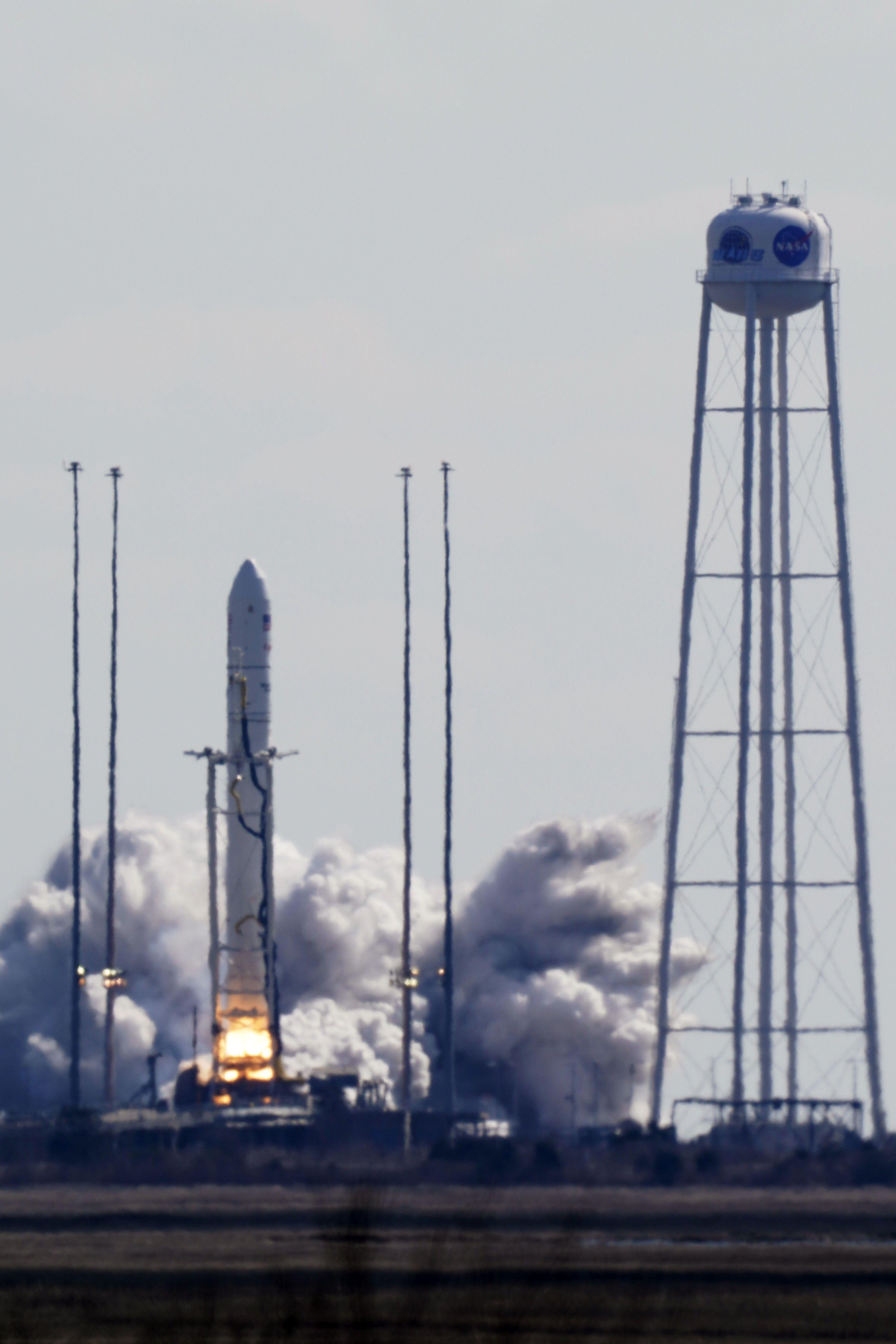 ракета Антарес