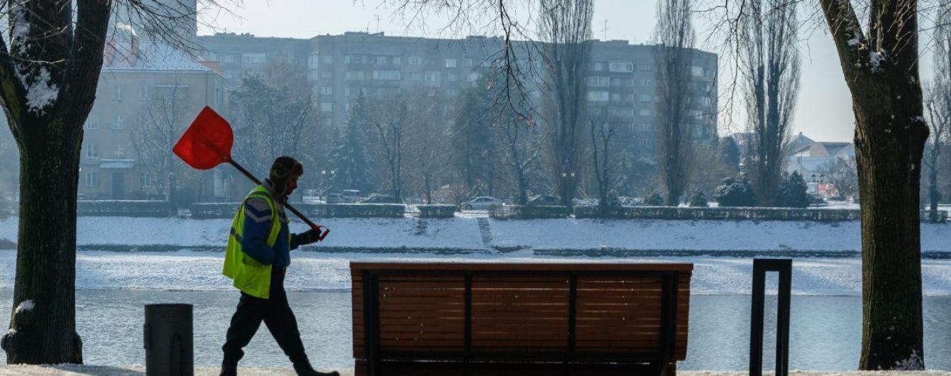 Прогноз погоды на 21 февраля: в Украине резко потеплеет, снег возможен в нескольких областях