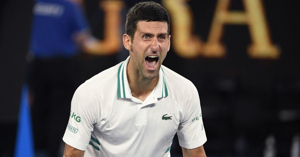 Джокович у рекордний дев'ятий раз виграв Australian Open: у фіналі розібрався з росіянином