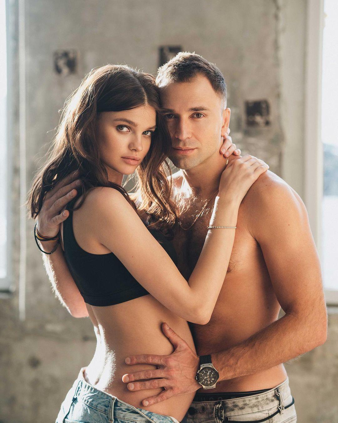 Макс Михайлюк та Дарина Хлистун