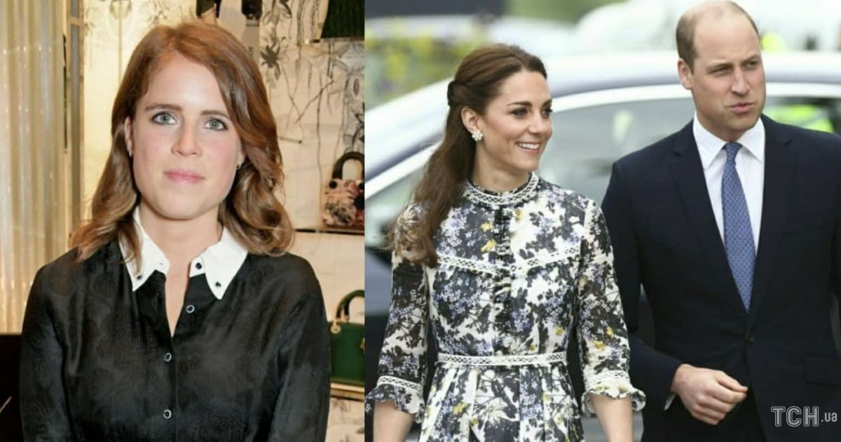 Кейт і Вільям відреагували на опубліковані фото принцеси Євгенії з новонародженим сином