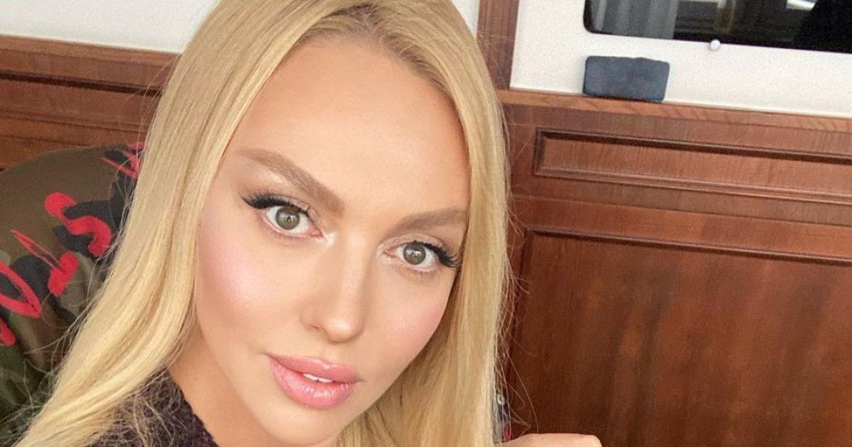 """Обурена Оля Полякова показала жахливі наслідки негоди: """"Я хочу матюкатися"""""""