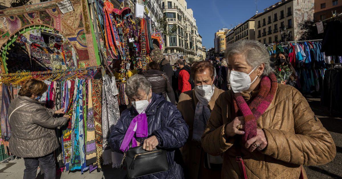Из-за COVID-19 финансовый долг Испании достиг самого высокого уровня за более чем 100 лет