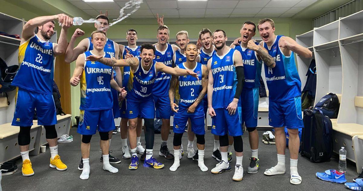 Сборная Украины разбила Венгрию и выиграла группу отбора на Евробаскет-2022