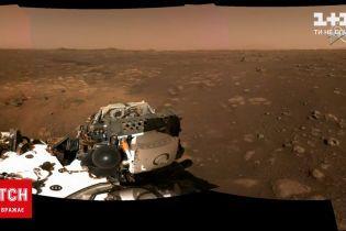 """Новости мира: космический аппарат """"Perseverance"""" прислал первое видео с Марса"""