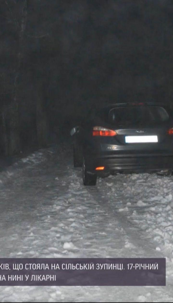 Новини України: на Волині п'яний водій наїхав на групу підлітків