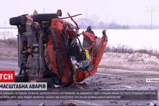 Новини України: неподалік Броварів машину викинуло на зустрічну смугу – двоє людей загинули
