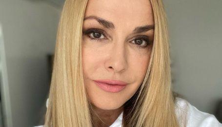"""54-летняя Ольга Сумская показалась без макияжа и фильтров: """"Можете все рассмотреть"""""""