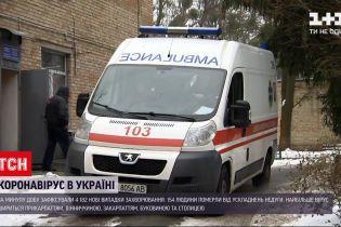 Новини України: на Прикарпатті та Буковині фіксують активне поширення COVID-19