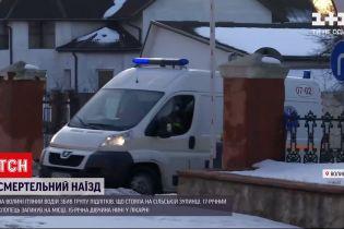 Новости Украины: на Волыни пьяный водитель наехал на группу подростков - погиб 17-летний парень