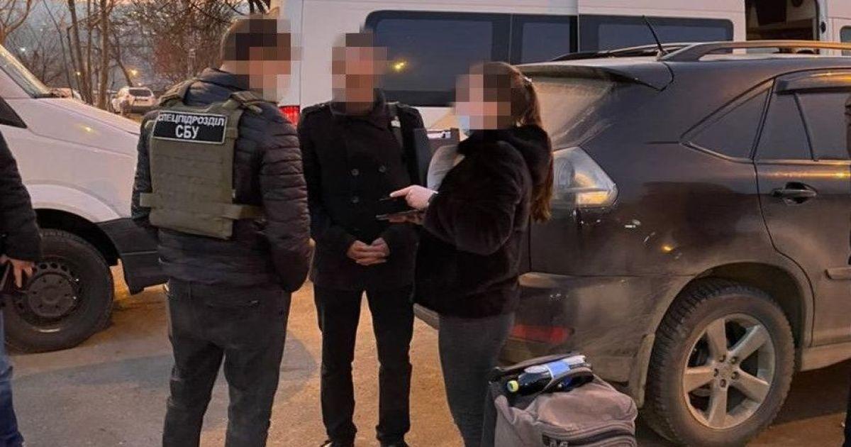 В Одессе СБУ задержала участника столичной группировки: налаживали наркотрафик (фото)