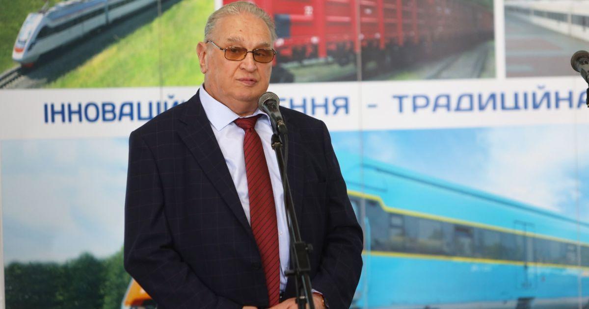 """Приходько запропонував провести """"Велике будівництво"""" в залізнично-дорожньому машинобудуванні"""