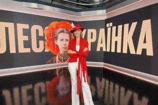 """Катерина Осадча романтично прочитала вірш Лесі Українки """"Стояла я і слухала весну..."""""""
