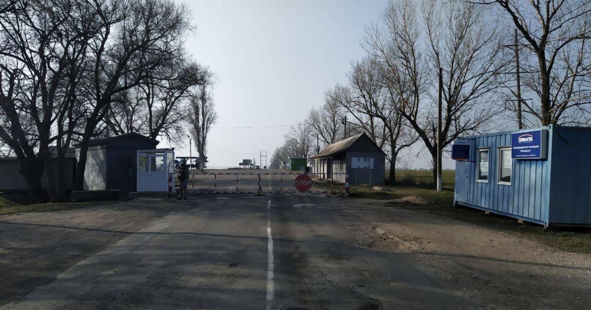Молдова открывает пункт пропуска на границе с Украиной, который не работал 11 месяцев