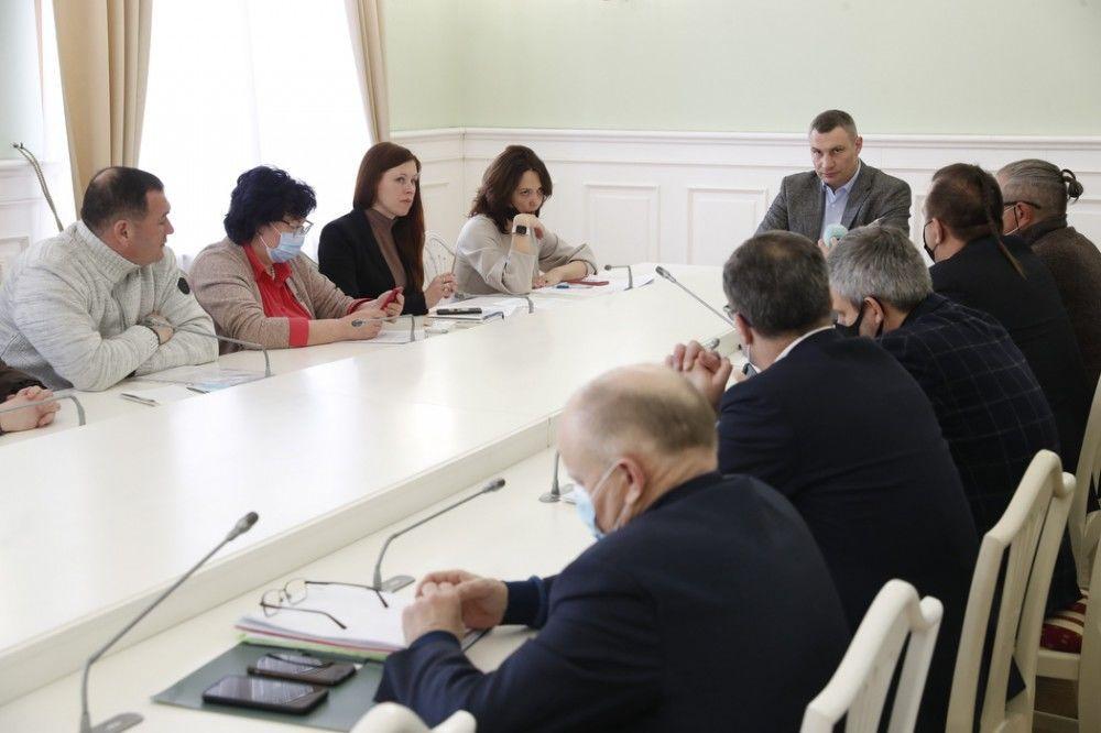 Віталій Кличко, родини Небесної сотні_1