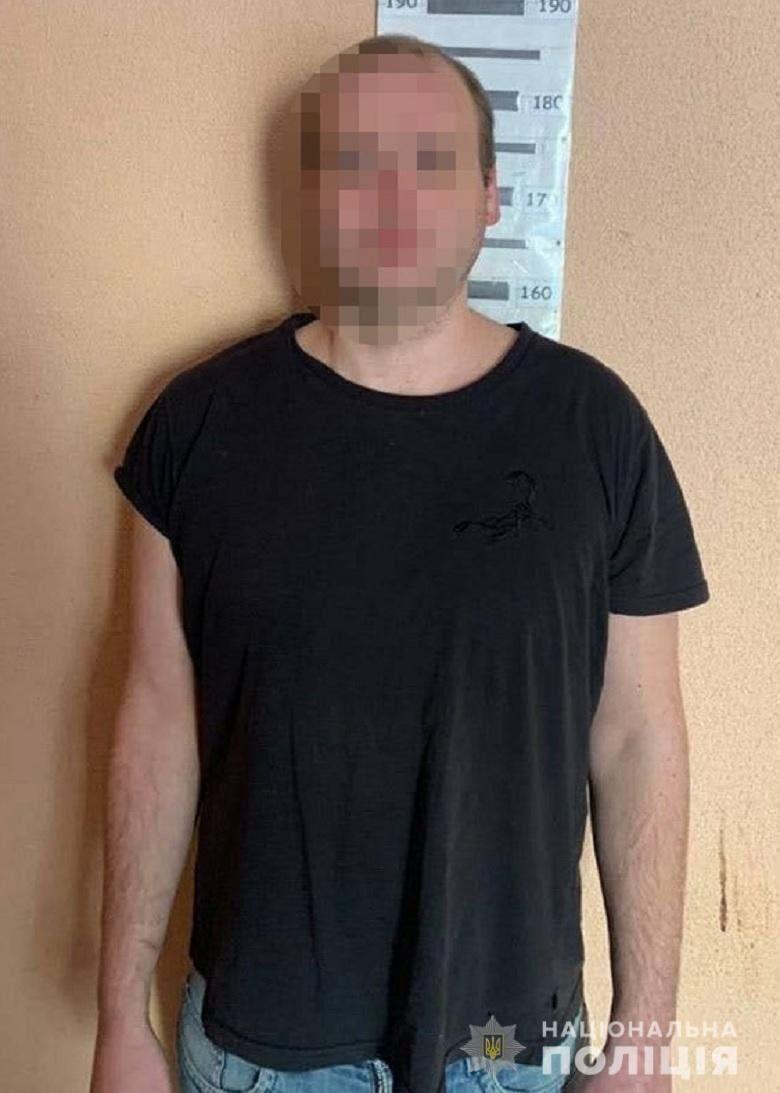 У Києві затримали грабіжника, який важко поранив жінку