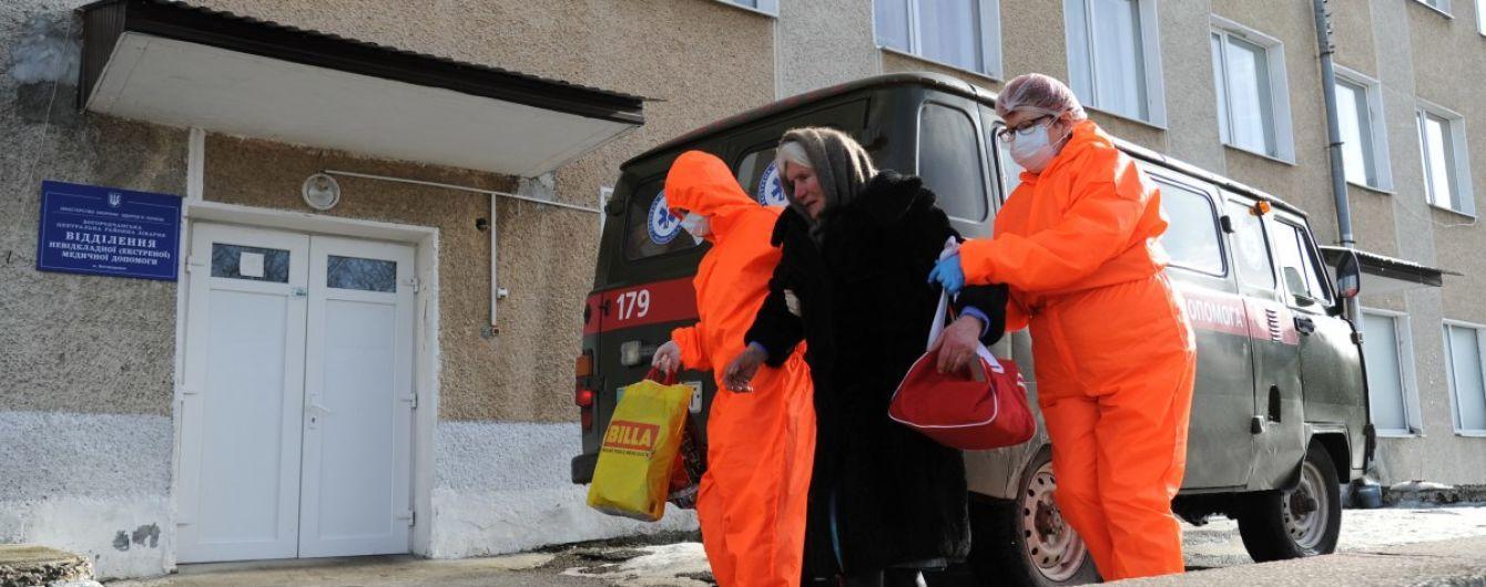 Коронавірус в Україні сьогодні: статистика на 3 березня