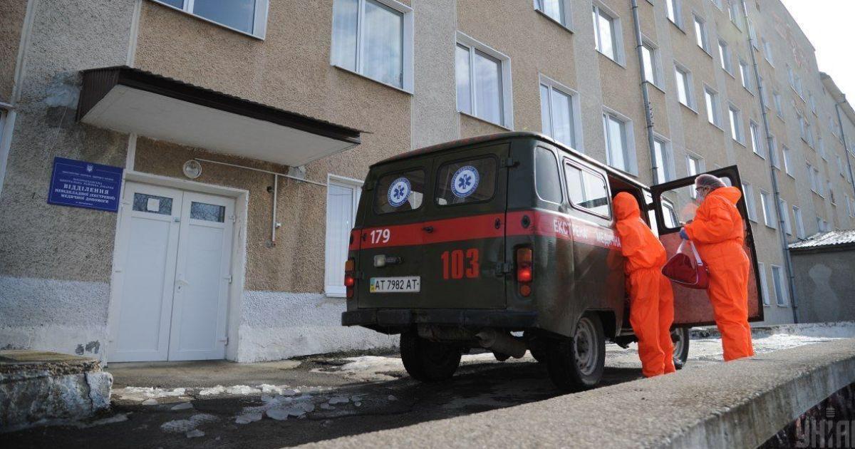 За сутки в Украине существенно возросло количество инфицированных: коронавирус в регионах 25 февраля
